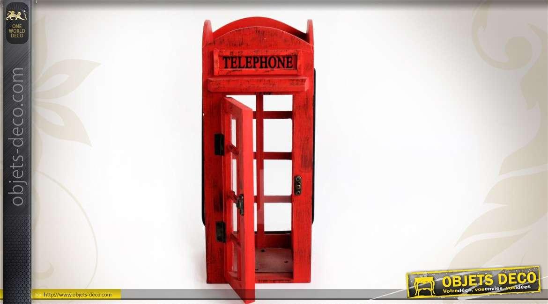 Lanterne style cabine t l phonique anglaise - Meuble cabine telephonique anglaise ...