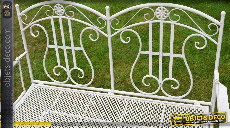 Stunning Salon De Jardin Romantique Blanc Photos - Odieardhia.info ...