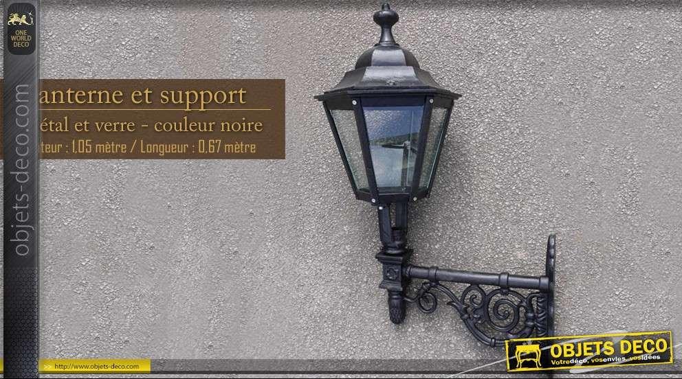 Grande lanterne avec support (1,05 mètre)