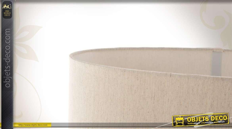 De Lampe Table Blanche En Céramique CxrdeoBW