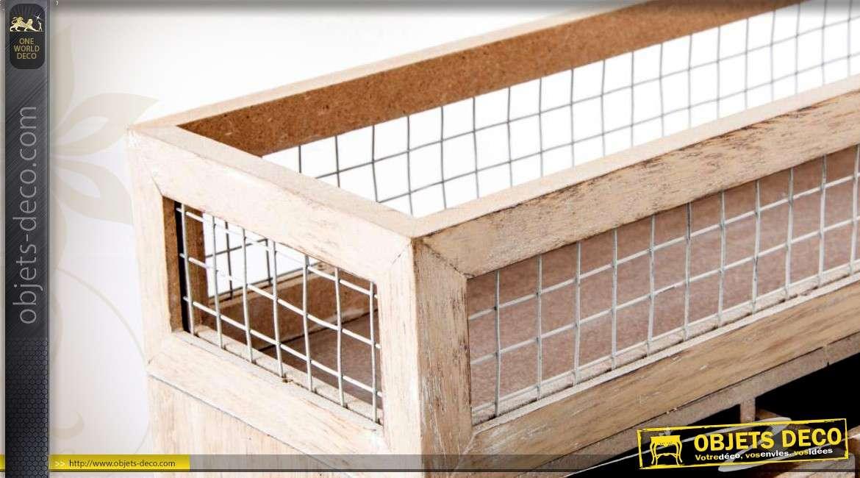 mini meuble 6 tiroirs tag re pour la cuisine ou l 39 atelier. Black Bedroom Furniture Sets. Home Design Ideas