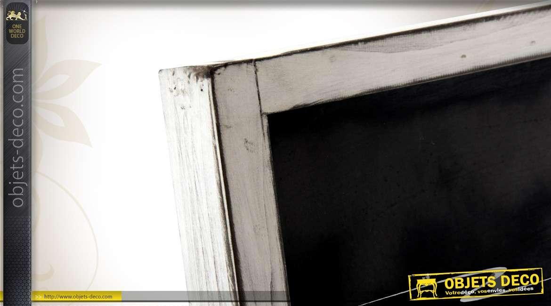 etag re de fleuriste syle r tro 3 paniers et tableau noir. Black Bedroom Furniture Sets. Home Design Ideas
