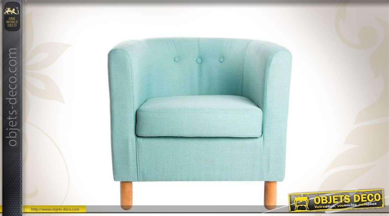 14889a fauteuil tissu fauteuil cabriolet en bois et tissu coloris bleu pastel Résultat Supérieur 48 Impressionnant Fauteuil Bleu Pastel Galerie 2017 Hht5