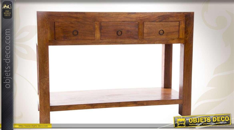 console noire style fer forg avec son miroir assorti 160 cm. Black Bedroom Furniture Sets. Home Design Ideas