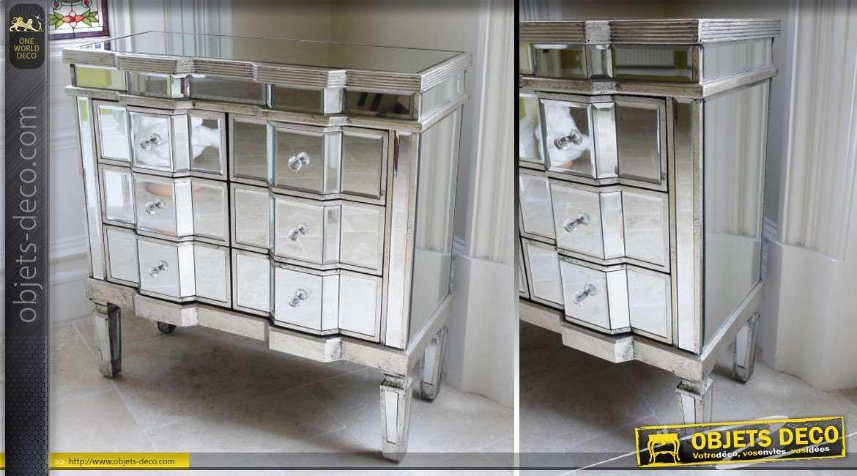 commode arbal te de style v nitien trois tiroirs. Black Bedroom Furniture Sets. Home Design Ideas