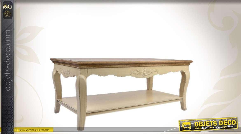 table basse noire et argent style ethnique. Black Bedroom Furniture Sets. Home Design Ideas