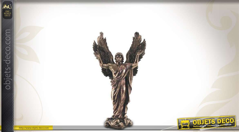 Statuette de Métatron finition bronze