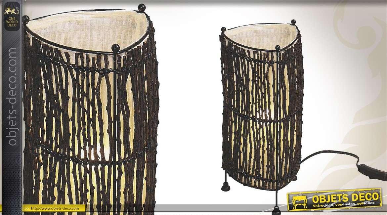 En Style Lampe Coco Décorative Ethnique De QdBoxCWer