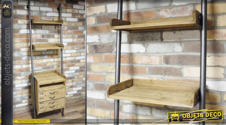 meuble de rangement d 39 appoint pour bureau. Black Bedroom Furniture Sets. Home Design Ideas