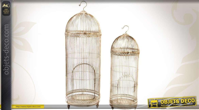 Deco Cage A Oiseau Dedans Meilleur Mobilier Et Décoration : Belle  Incroyable Deco Vintage