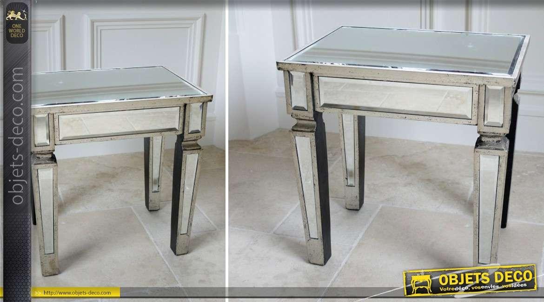 Vénitien En Style Table Habillage Avec De Chevet Miroir eQdBxroWC