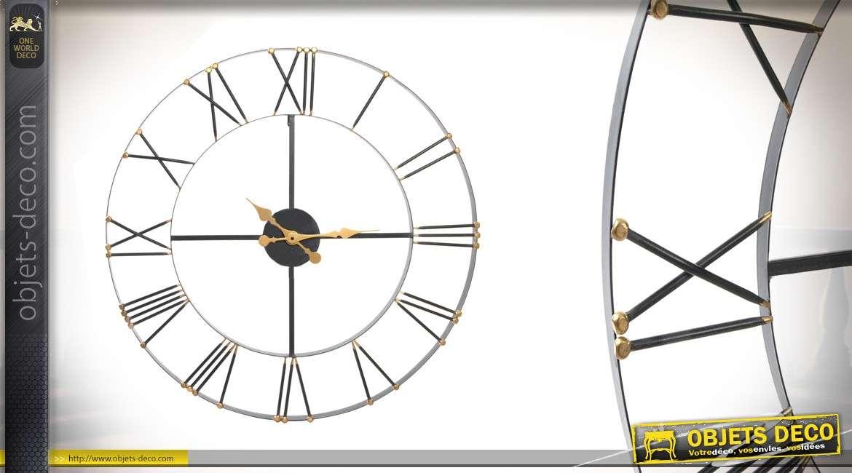 Grosse horloge moderne unique pictures de grande horloge murale moderne with grosse horloge for Grosse horloge design