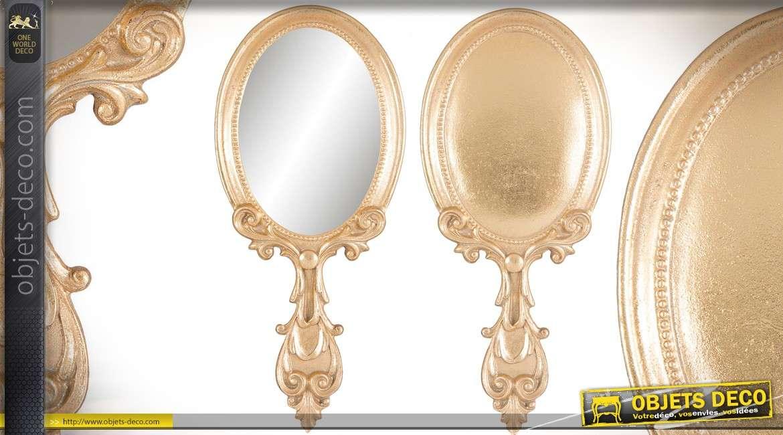 Miroir /à Main 8 x 19 cm.
