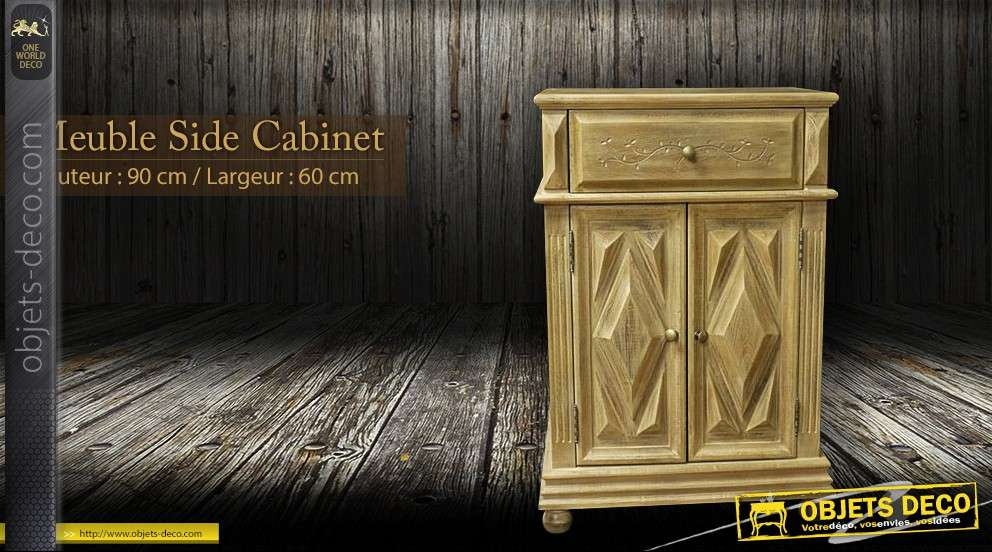 meuble cabinet dco