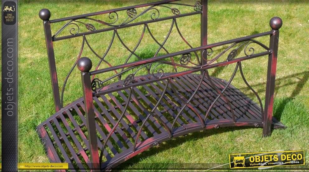 objet deco jardin fer forge decoration de jardin en fer forg good deco jardin fer pot for deco. Black Bedroom Furniture Sets. Home Design Ideas