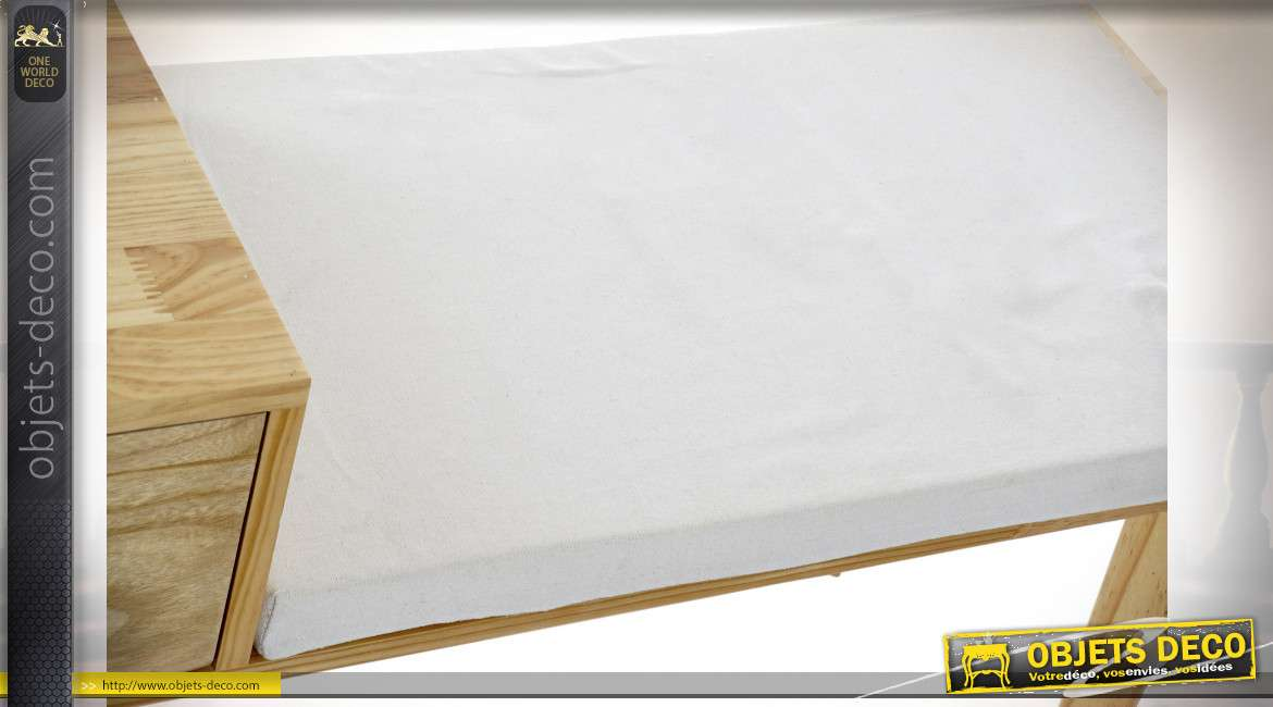 BANQUETTE PIN POLYESTER 100X35X57,5 PETITE TABLE