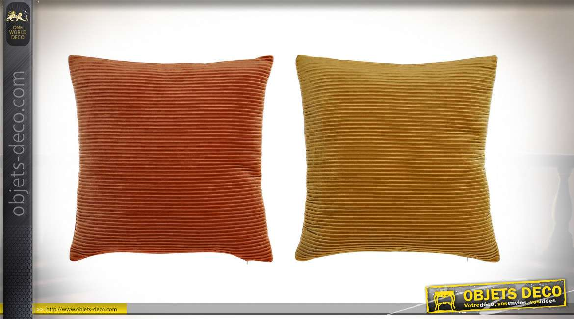 COUSSIN POLYESTER 45X45 520 GR. 2 MOD.