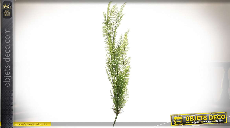 PLANTE PLASTIQUE FER 14X14X112 14 FOUGERE VERT