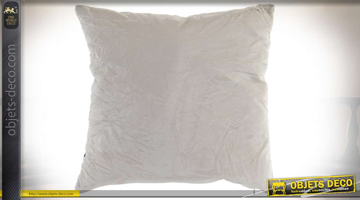 COUSSIN POLYESTER 45X45 420 GR. ANIMAL 2 MOD.