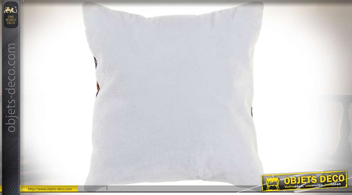 COUSSIN POLYESTER 40X40 370 GR. FLAMANDS 2 MOD.