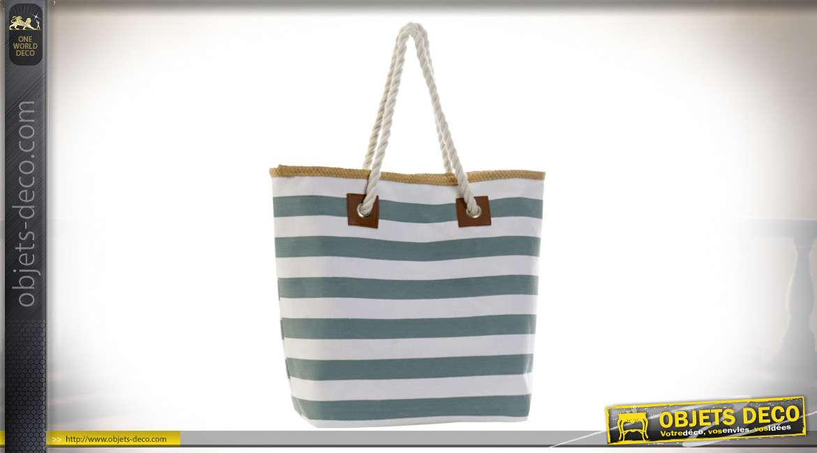 SAC A MAIN POLYESTER 48X13,5X38 18240 LIGNES 2 MOD.