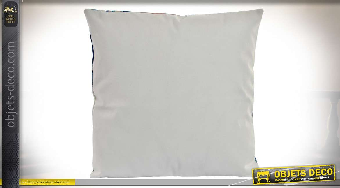 COUSSIN POLYESTER 45X45 500 GR. CACTUS 2 MOD.