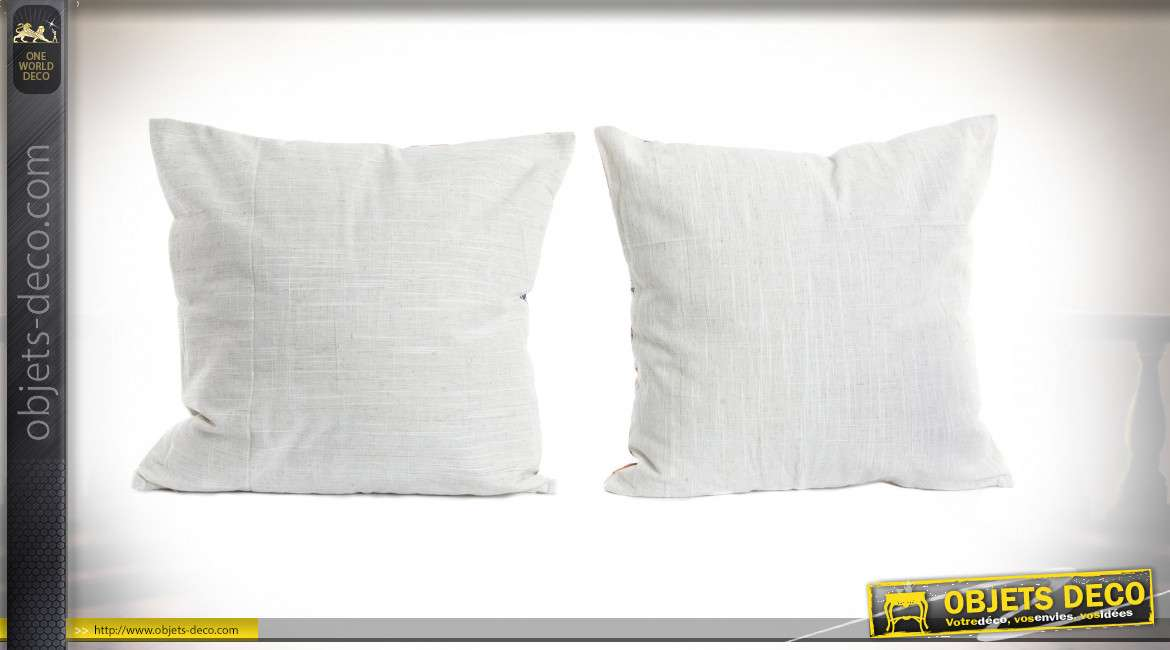 COUSSIN POLYESTER 45X45 FLAMANDS 2 MOD.