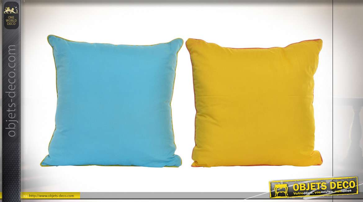 COUSSIN POLYESTER 40X40 300 GR. CHIEN 2 MOD.