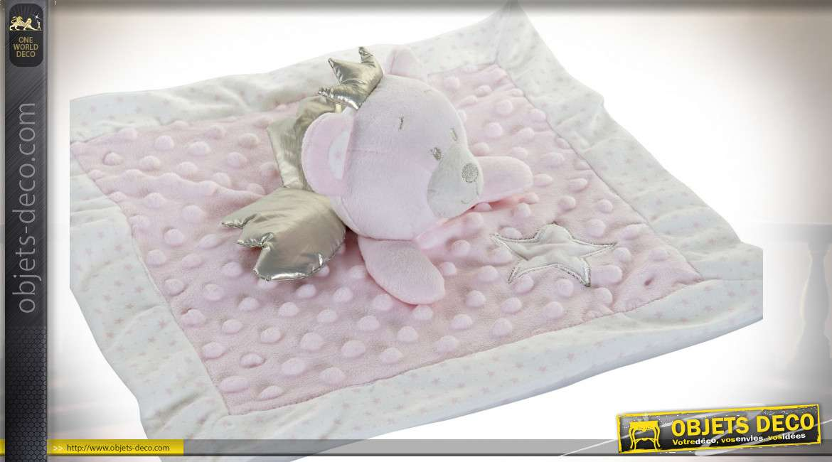 DOUDOU POLYESTER 30X30X8 OURS 3 MOD.
