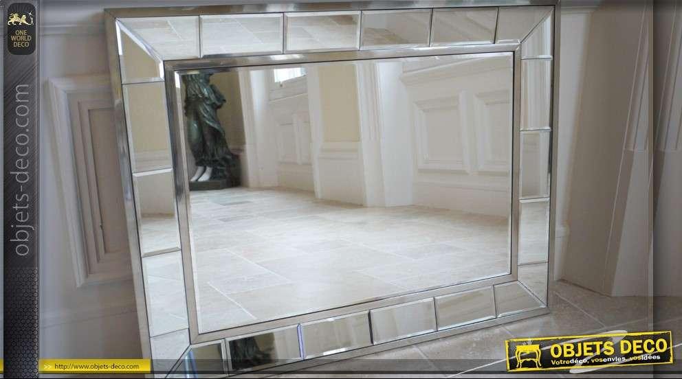 miroir design vintage style v nitien de luxe 86 cm. Black Bedroom Furniture Sets. Home Design Ideas