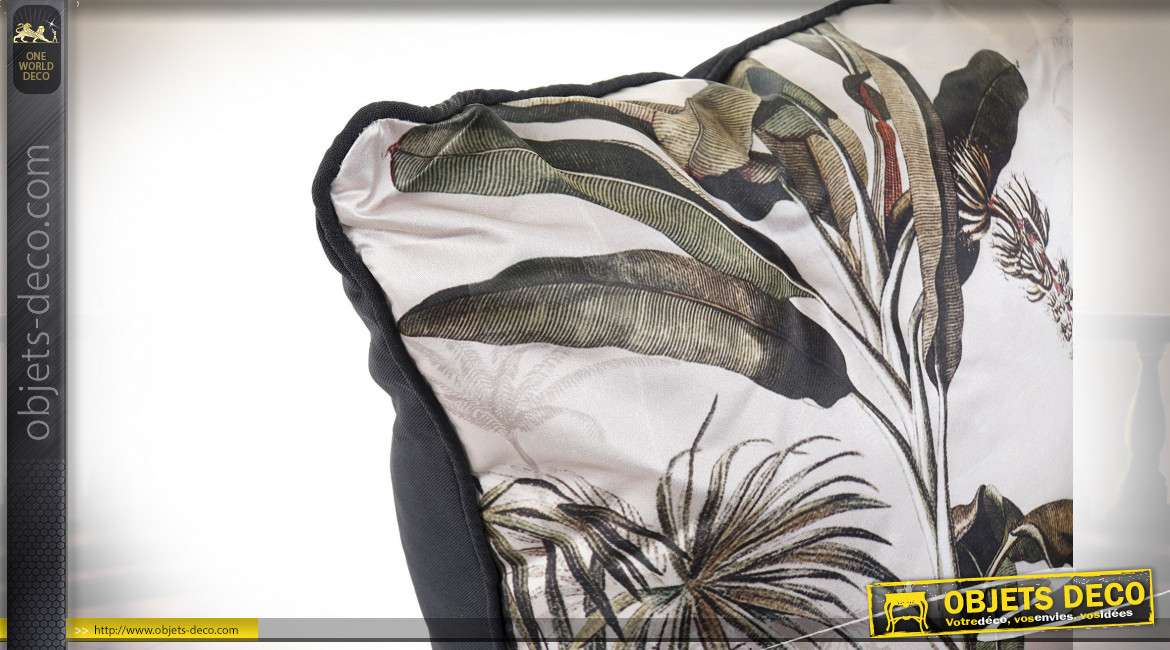 COUSSIN POLYESTER 45X45 TOUCAN 2 MOD.