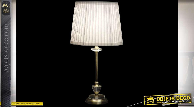 LAMPE DE TABLE MÉTAL ACRYLIQUE 25X49 12 2 MOD.