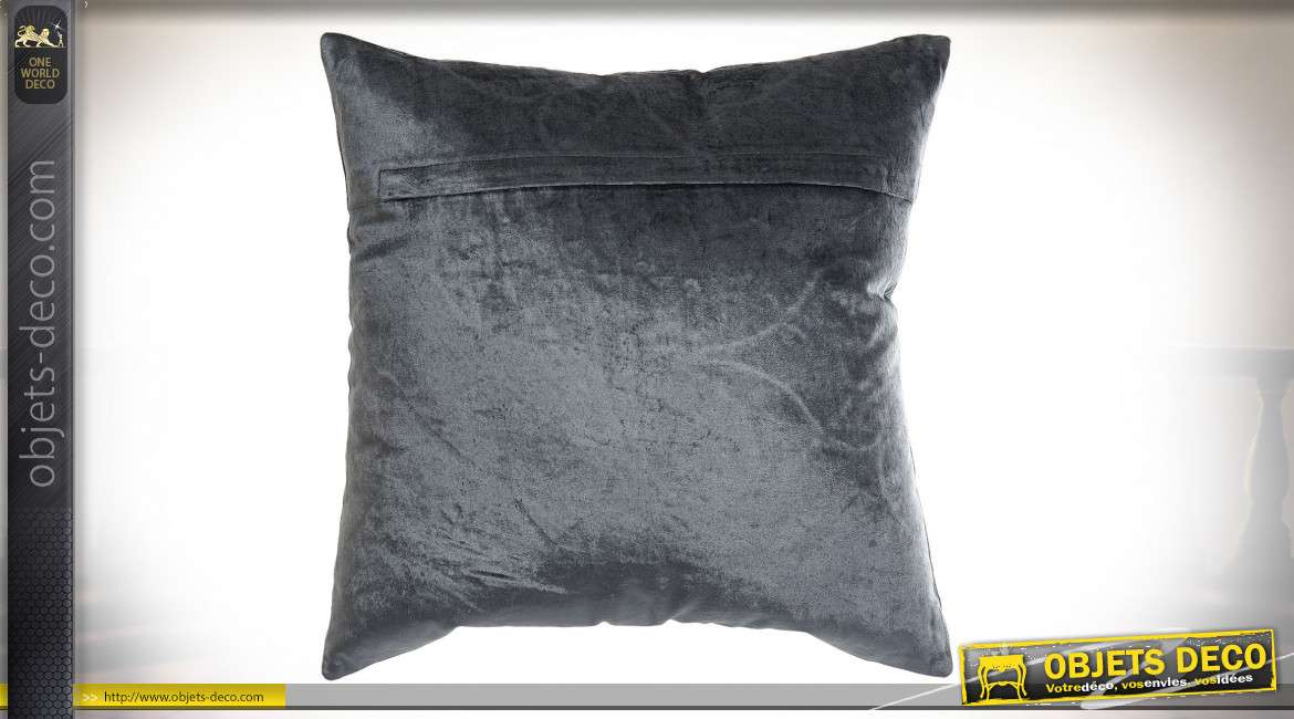 COUSSIN VISCOSE COTON 45X45 8,65 RELIEF