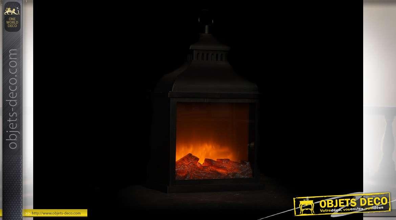 FOYER LED PP 25X14X39 NOIR