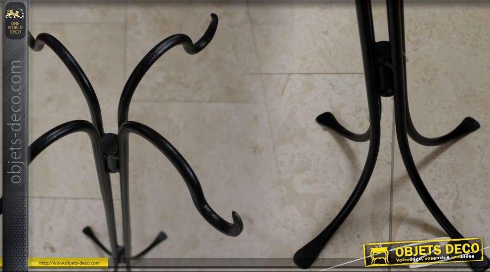 Set de 4 outils pour l'entretien de la cheminée