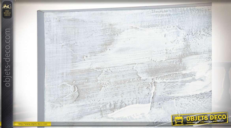 TABLEAU TOILE 60X120X3 PEINT 3 MOD.