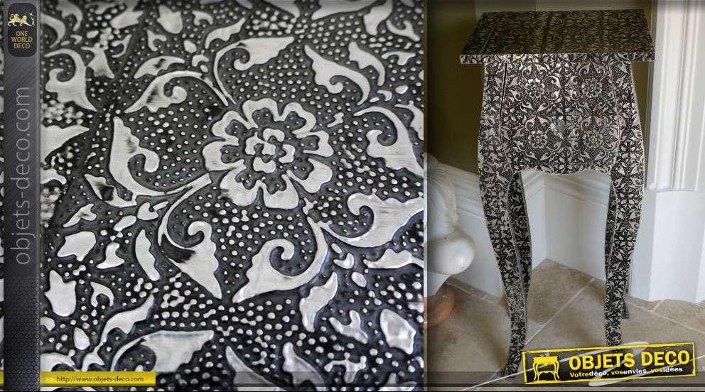 Chevet Marocain De Sellette Table Style zSLVjUMqpG