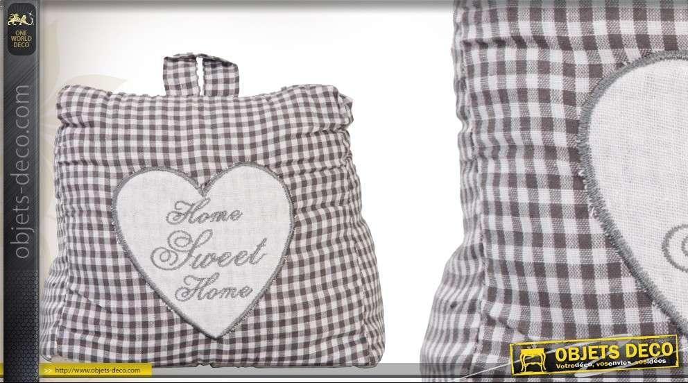Sac tissu Home sweet home bepJ3cc0ba