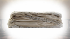 COUVERTURE POLYESTER 130X170X2 485 GSM. SAUVAGE