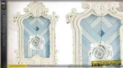 Porte manteaux déco style rétro et baroque