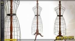 mannequin porte v tements. Black Bedroom Furniture Sets. Home Design Ideas