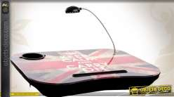 Table Ordinateur Support Ou Led Portable Lampe Avec Plateau Pour 1FluJcTK3