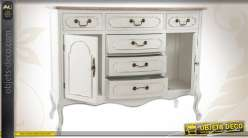 commode de style ancien blanc antique. Black Bedroom Furniture Sets. Home Design Ideas