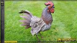 Décoration animalère : le coq