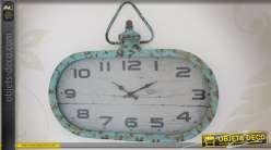 Horloge murale de style vintage