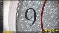 Horloge murale en métal Ø60 - Old town clocks London