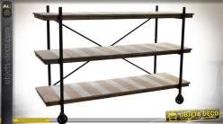 s rie de trois grands coffres style marocain avec miroirs. Black Bedroom Furniture Sets. Home Design Ideas