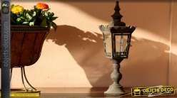 Lanterne à poser antique