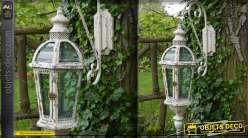 Lanterne vintage avec potence