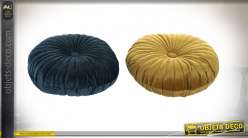 COUSSIN POLYESTER 40X10 450 GR. BRILLANTS 2 MOD.
